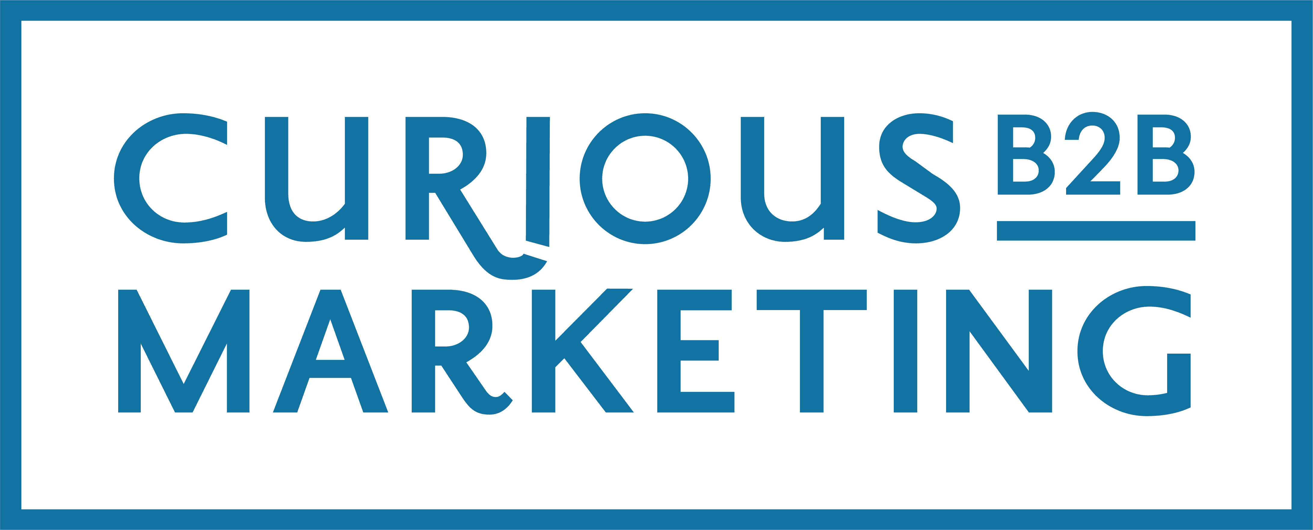 B2B Marketing Blue