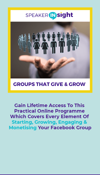 groups that give and grow