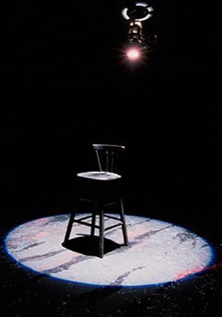 spotlight chair
